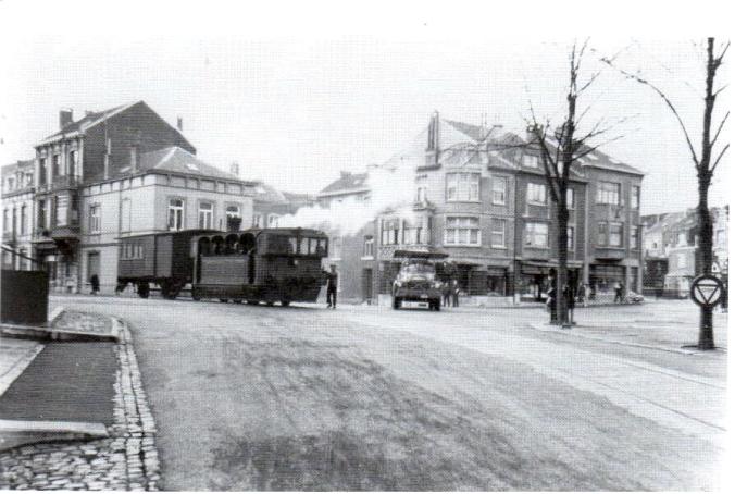 Dolhain pl d'Andrimont 1960