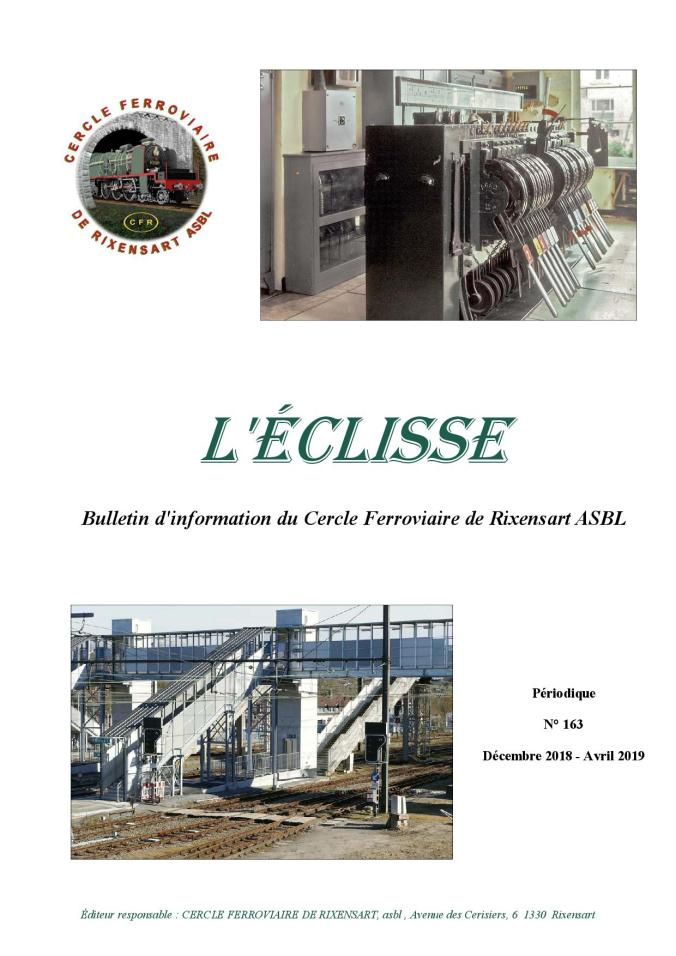 Page 1 de CFR - Eclisse 163