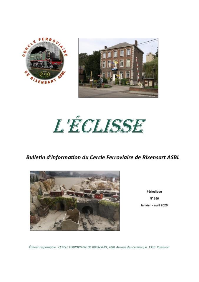 Page de garde - Eclisse 166